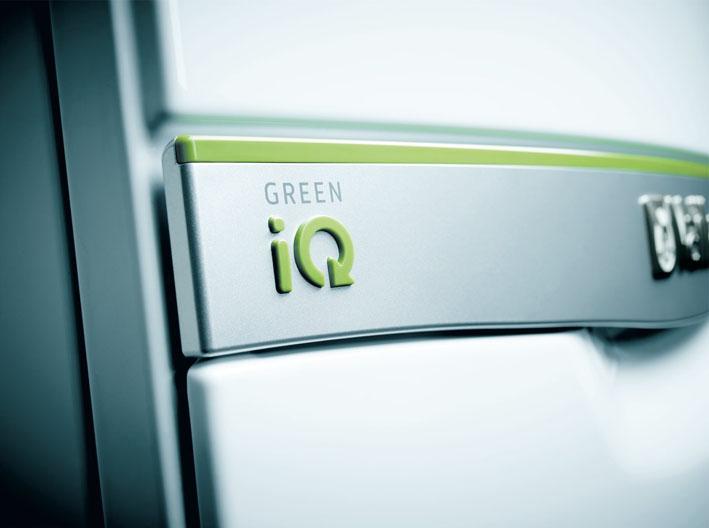 Nový rad vykurovacích zariadení Green iQ